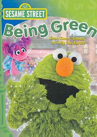Sesame Street:Being Green - (Region 1 Import DVD)