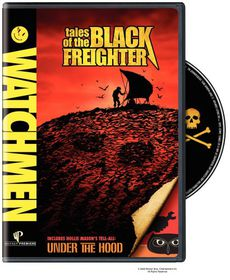 Watchmen:Tales of the Black Freighter - (Region 1 Import DVD)
