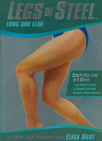 Legs of Steel:Long and Lean - (Region 1 Import DVD)