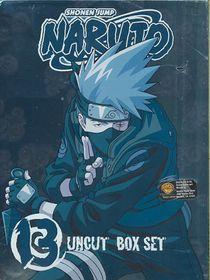 Naturo Uncut Box Set Vol 13 Se - (Region 1 Import DVD)