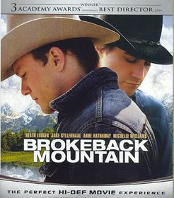 Brokeback Mountain - (Region A Import Blu-ray Disc)