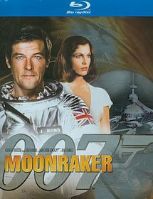 Moonraker Ultimate Edition - (Region A Import Blu-ray Disc)