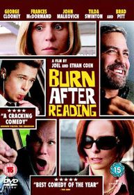 Burn After Reading - (Import DVD)