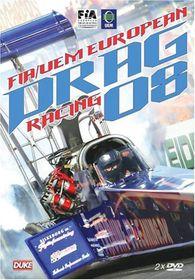 FIA/UEM European Drag Racing Review 2008 - (Import DVD)