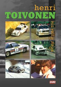 Henri Toivonen: His Rally Days  - (Import DVD)
