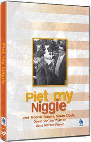 Piet My Niggie - (DVD)
