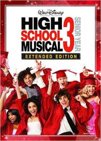 High School Musical 3 (Extended Edition) - (Import DVD)
