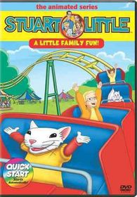Stuart Little:Little Family Fun - (Region 1 Import DVD)