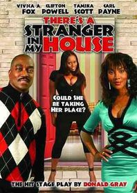 There's a Stranger in My House - (Region 1 Import DVD)