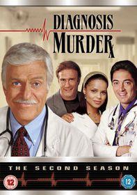 Diagnosis Murder: Season 2  - (Import DVD)