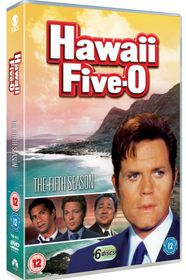 Hawaii Five-0: The Fifth Season  - (Import DVD)