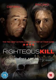 Righteous Kill  - (Import DVD)