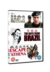The Boys from Brazil / The Eagle Has Landed / Escape to Athena - (Import DVD)