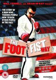 The Foot Fist Way - (Import DVD)