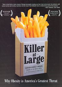 Killer at Large:Why Obesity is Americ - (Region 1 Import DVD)