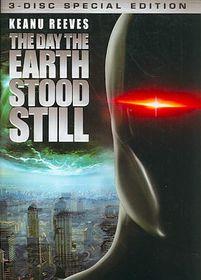 Day the Earth Stood Still (SE) - (Region 1 Import DVD)