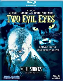 Two Evil Eyes - (Region A Import Blu-ray Disc)