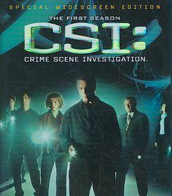 Csi:Crime Scene Investigation:First S - (Region A Import Blu-ray Disc)