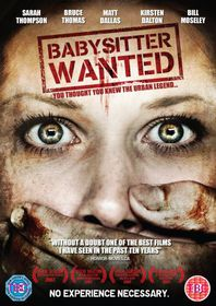 Babysitter Wanted  - (Import DVD)