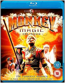 Monkey Magic - (Import Blu-ray Disc)