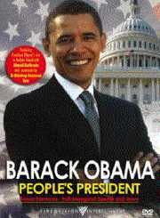 Barack Obama: People's President - (DVD)
