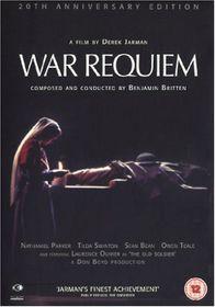 War Requiem (20th Anniversary Edition) - (Import DVD)