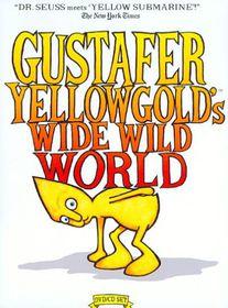 Gustafer Yellowgold's Wide Wild World - (Region 1 Import DVD)