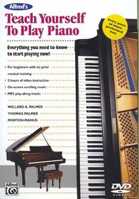 Teach Yourself to Play Piano - (Region 1 Import DVD)