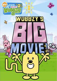 Wubbzy's Big Movie - (Region 1 Import DVD)