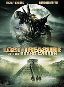 Lost Treasure of the Grand Canyon - (Region 1 Import DVD)