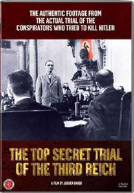 Top Secret Trials of the Third Reich - (Region 1 Import DVD)