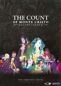 Gankutsuou:Count of Monte Cristo Seas - (Region 1 Import DVD)