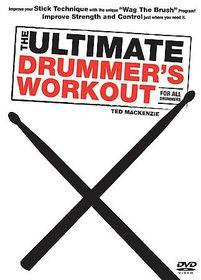 Ultimate Drummer?S Workout - (Region 1 Import DVD)