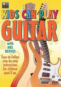Kids Can Play Guitar - (Region 1 Import DVD)