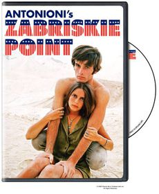 Zabriskie Point - (Region 1 Import DVD)