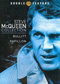 Steve Mcqueen Collection:Bullitt/Papi - (Region 1 Import DVD)