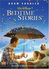Bedtime Stories - (Region 1 Import DVD)