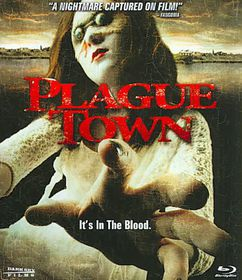 Plague Town - (Region A Import Blu-ray Disc)