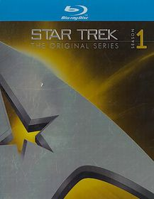 Star Trek:Original Series Sea 1 - (Region A Import Blu-ray Disc)
