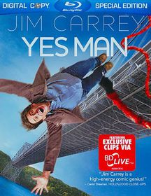 Yes Man - (Region A Import Blu-ray Disc)