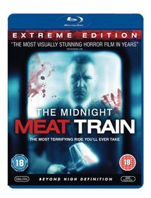 The Midnight Meat Train - (Import Blu-ray Disc)