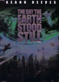 The Day the Earth Stood Still (2008)(DVD)