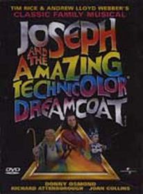 Joseph And The Amazing Technicolor Dreamcoat - (Import DVD)