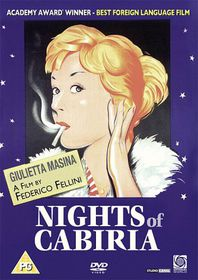 Nights of Cabiria - (Import DVD)