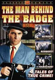Man Behind the Badge Vol 1 - (Region 1 Import DVD)