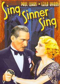 Sing Sinner Sing - (Region 1 Import DVD)