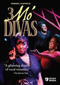 3 Mo Divas - (Region 1 Import DVD)