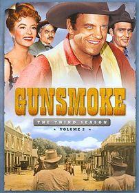 Gunsmoke:Third Season Vol 2 - (Region 1 Import DVD)