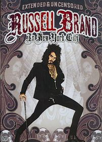 Russell Brand in New York City - (Region 1 Import DVD)