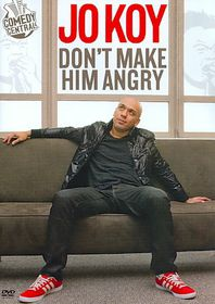Jo Koy:Don't Make Him Angry - (Region 1 Import DVD)